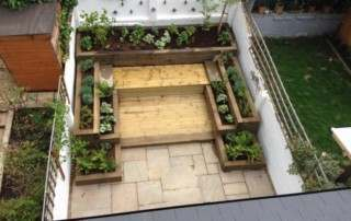 Garden-Design-Ideas-Wimbledon-Garden-Looking-Down