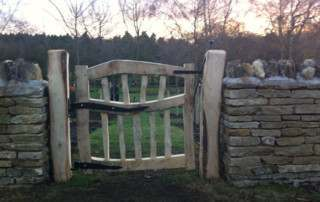 Hobbit Gate Garden Design Case Study