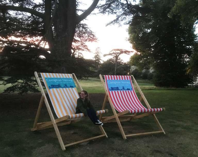 Nicholsons Club 57 visits Compton Verney