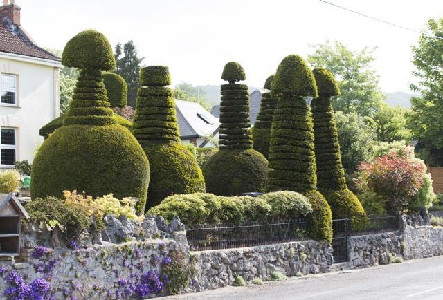 The Naughty Side of Garden Design
