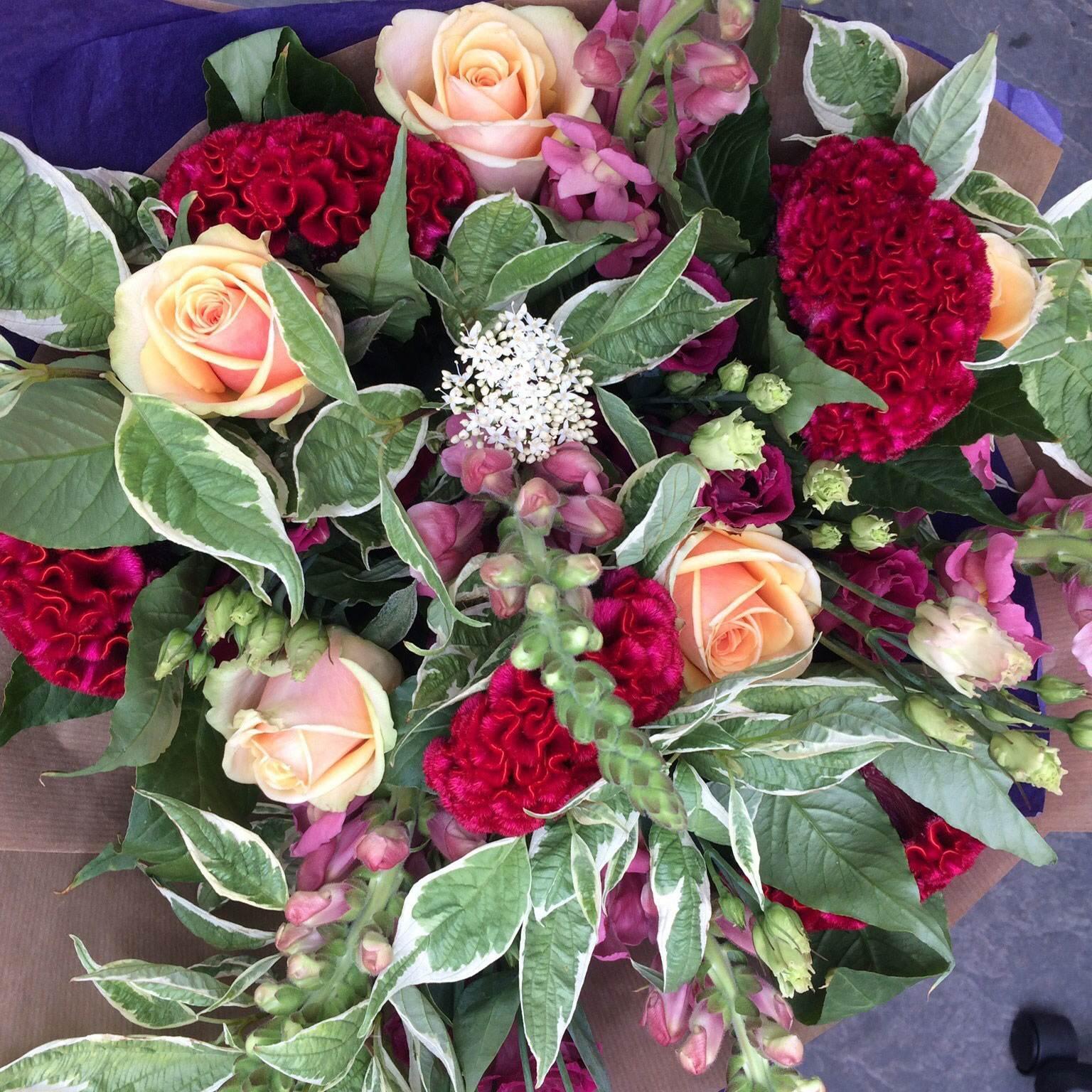 Artisans florists 'Floriology' return