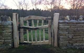 Hobbit Gate Garden Design Case Study