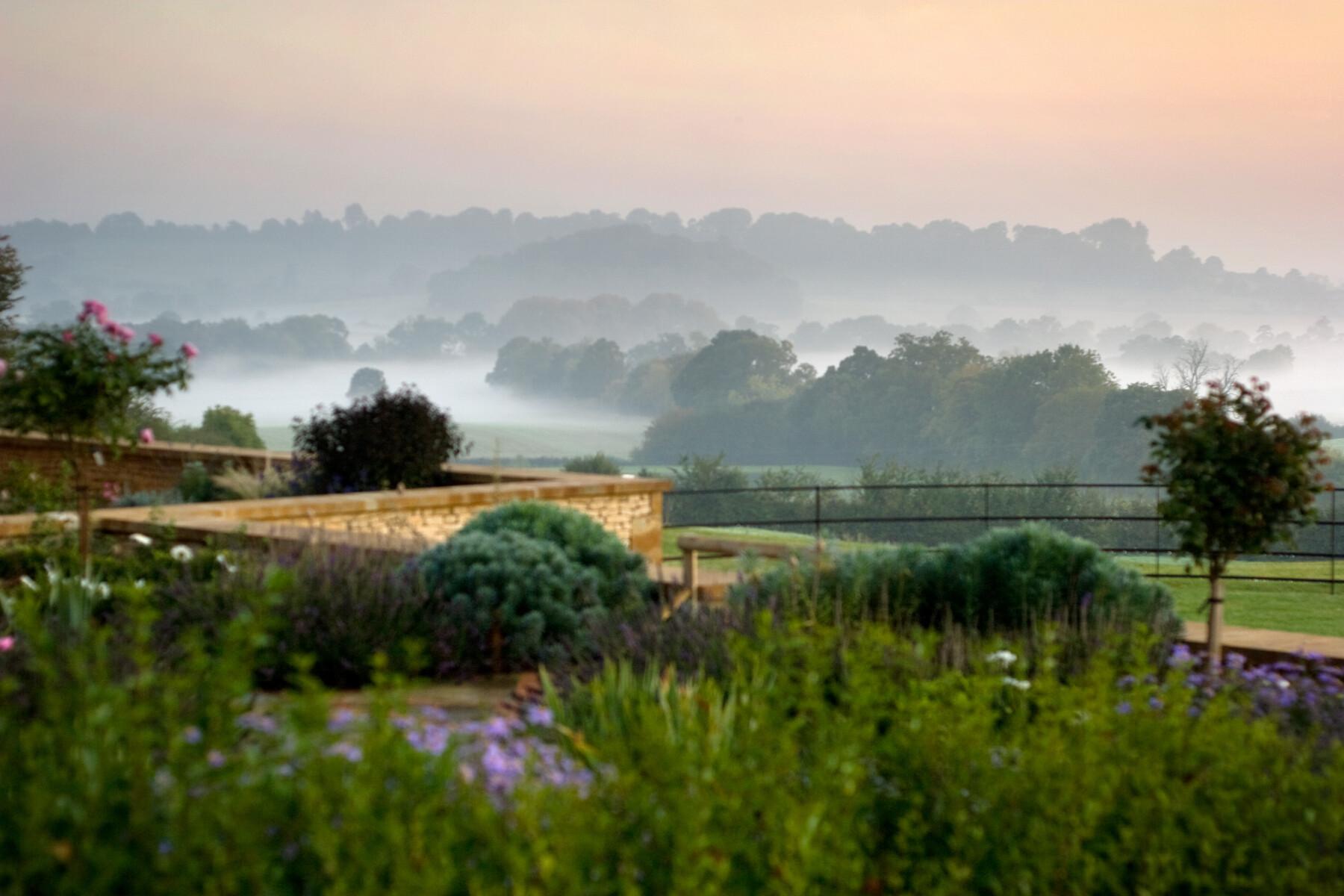 Nicholsons gardens