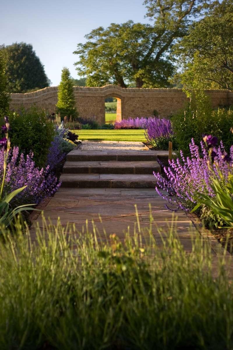 Farmhouse Garden Restoration