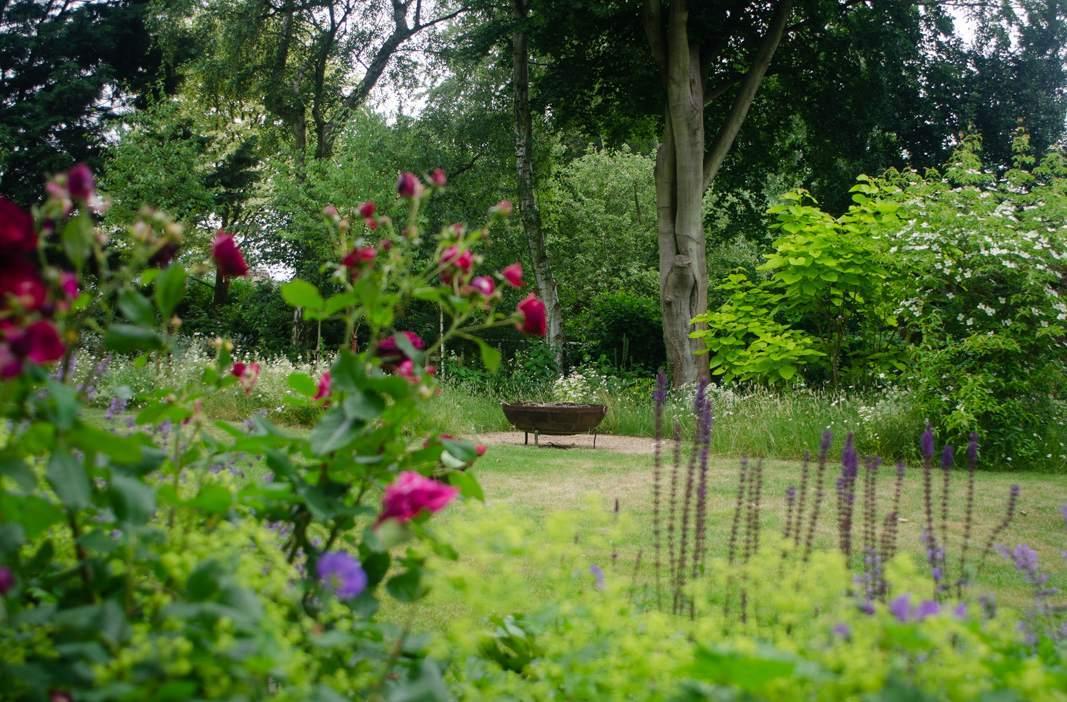 A Secret Town Garden