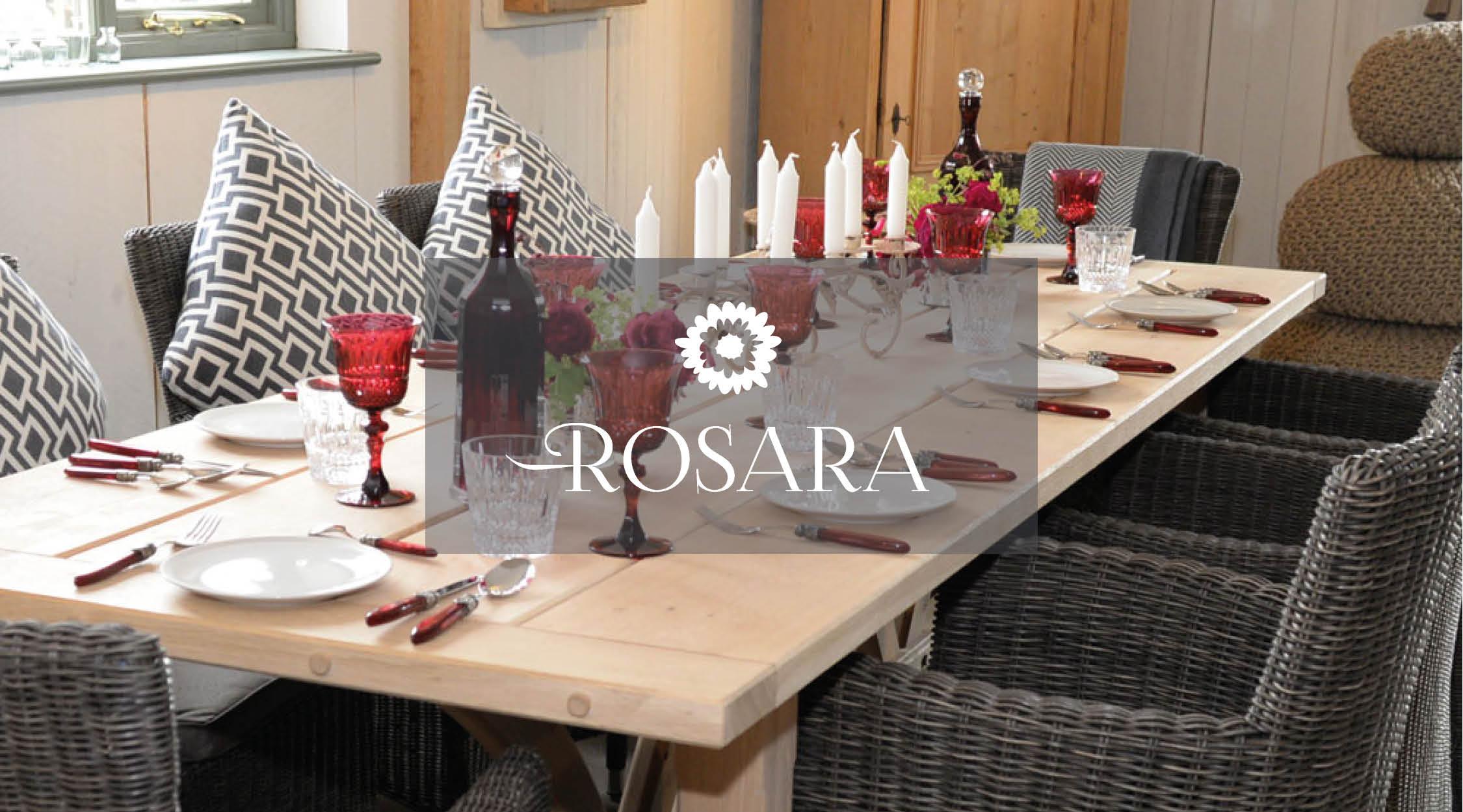 2016 – Rosara established