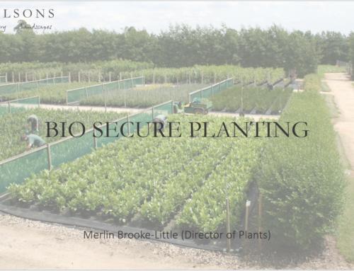 Bio-secure Planting