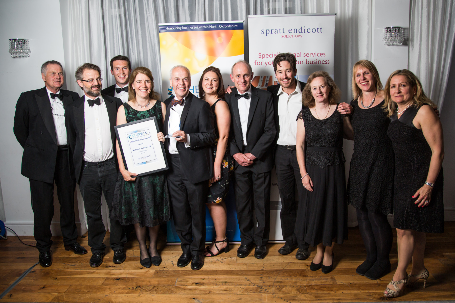2020 Cherwell Business Awards