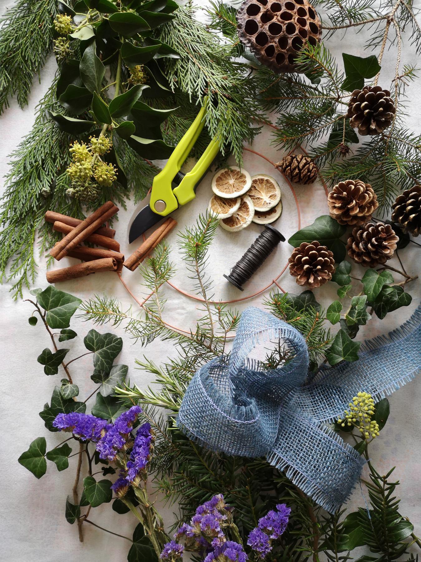 Festive Wreath Workshops