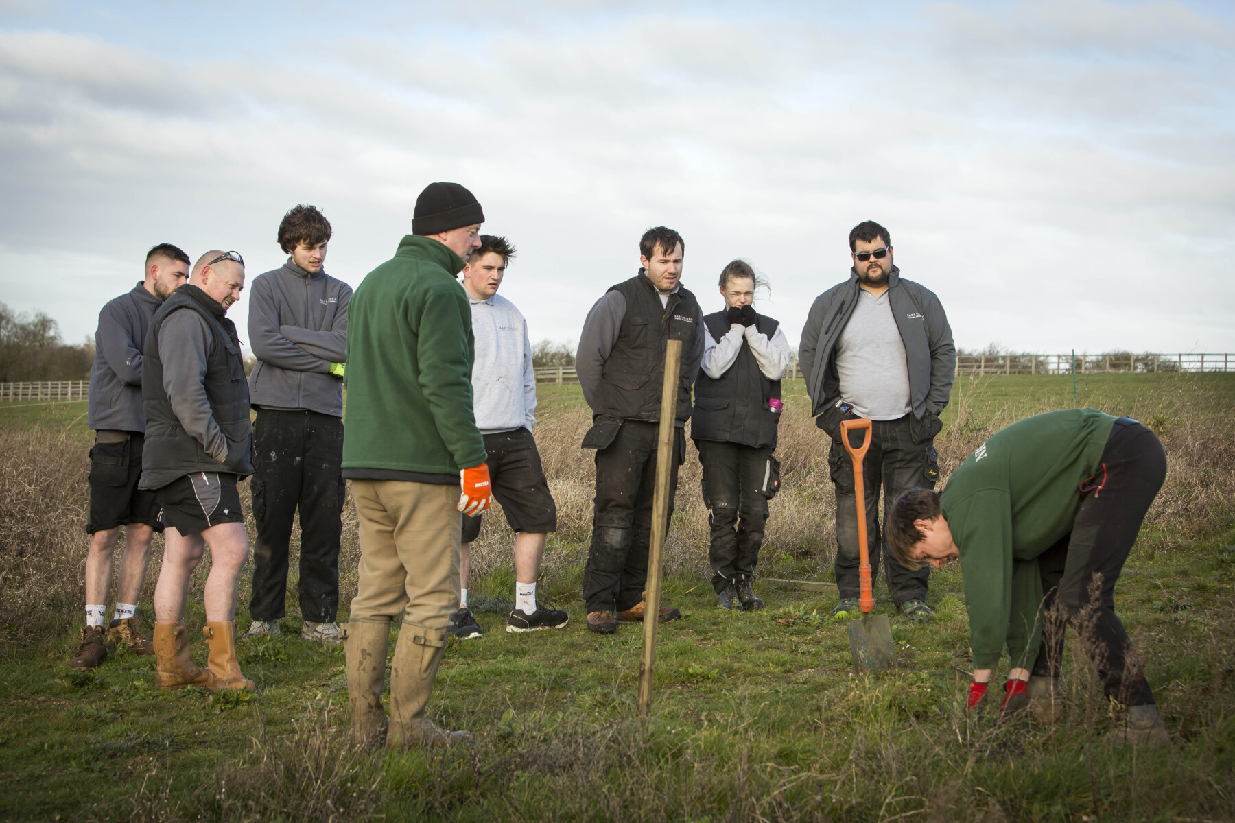 Nicholsons Join Forces to Initiate Tree Planting Programme