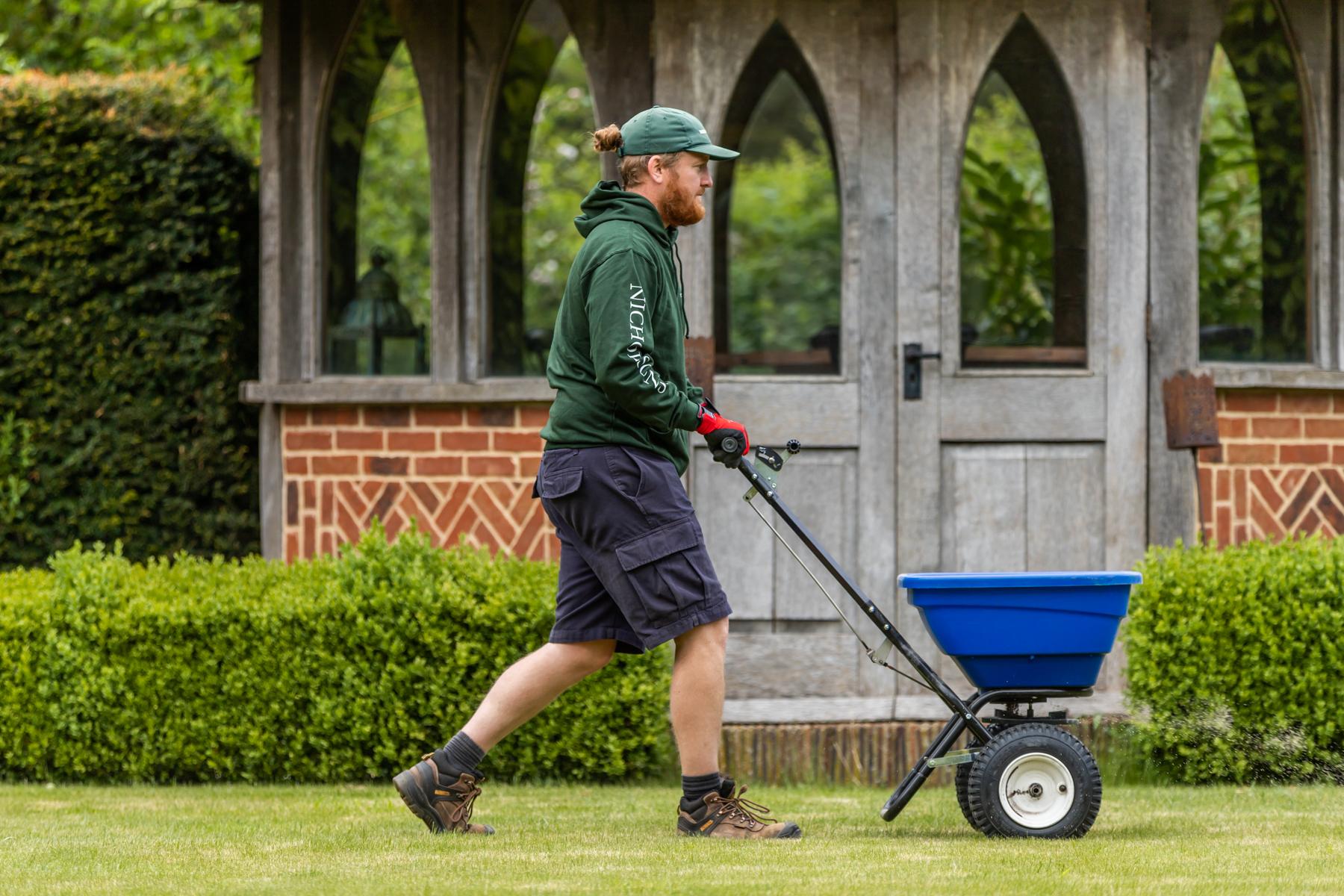 Spring Gardening Jobs