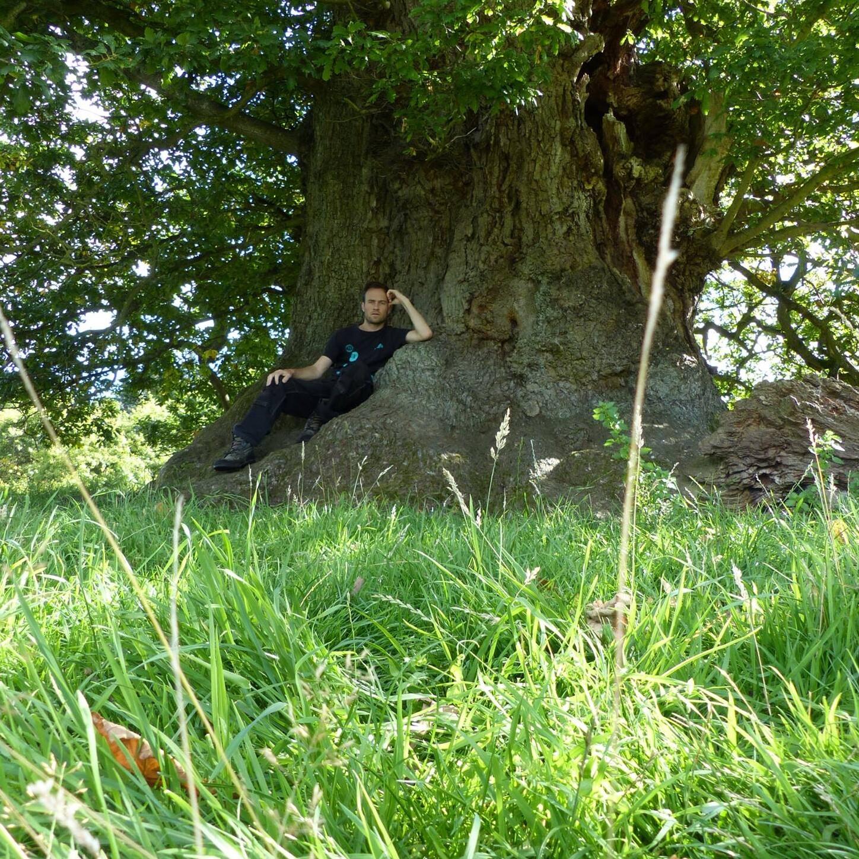 Benedict on Herefordshire oak